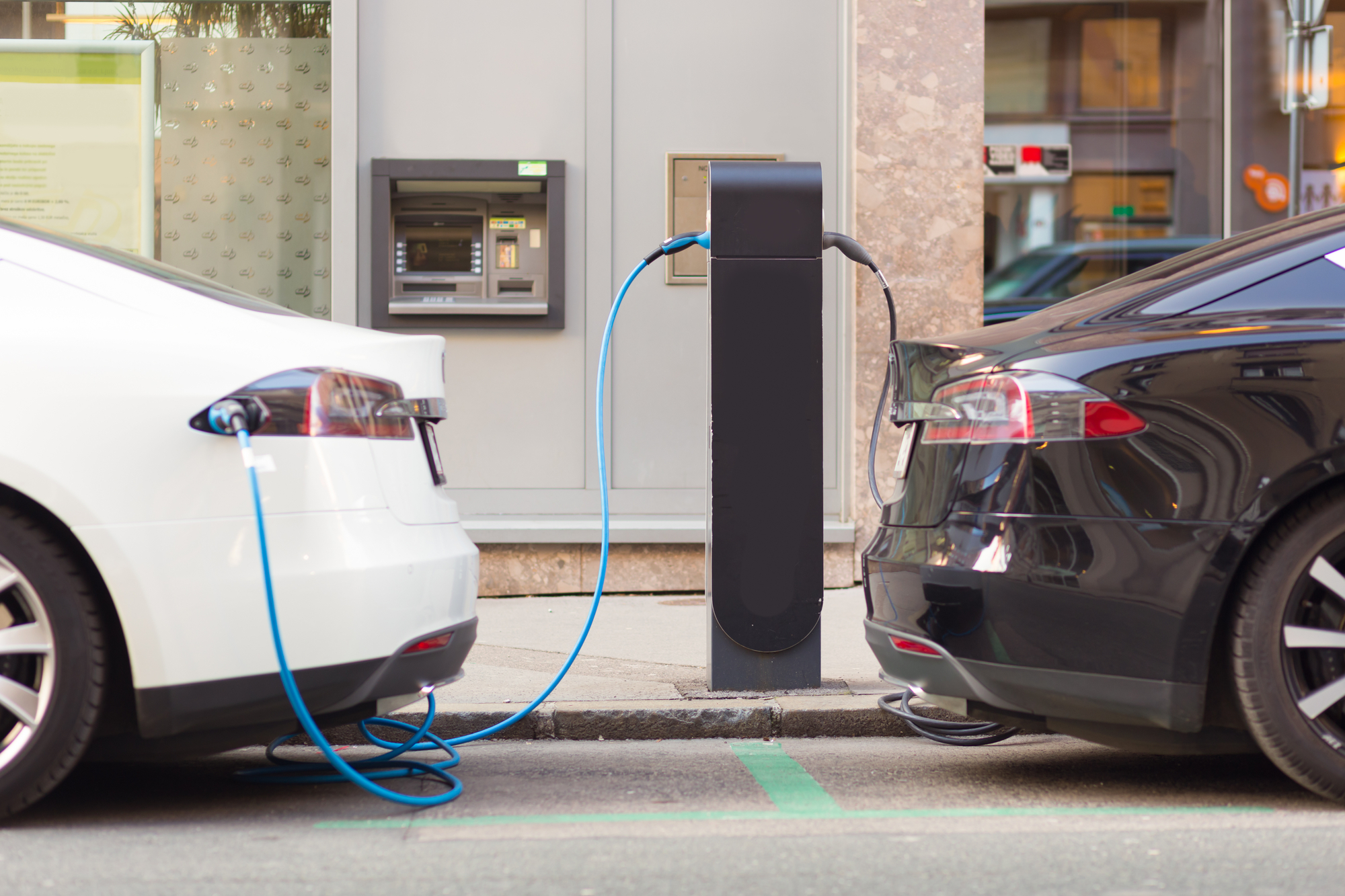 Electric Vehicles and Charging Systems